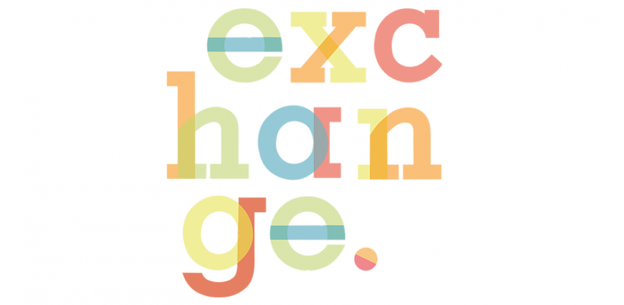 Aspex Gallery's Exchange logo