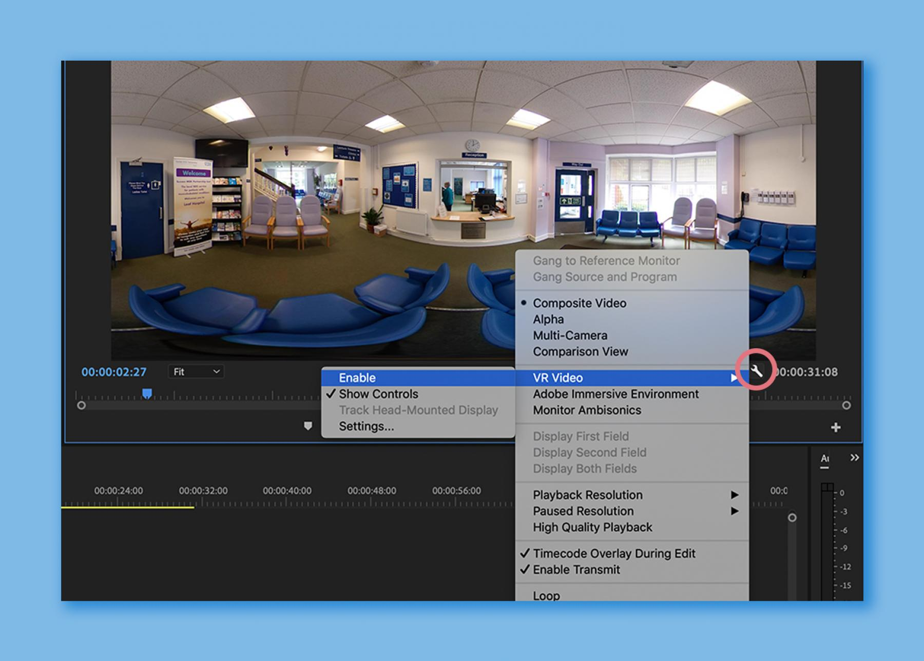 A Quick Guide to Editing 360° Video | PONToon