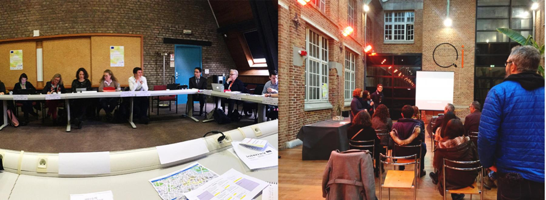 PONToon Amiens Steering Committee and Digital Business Networking