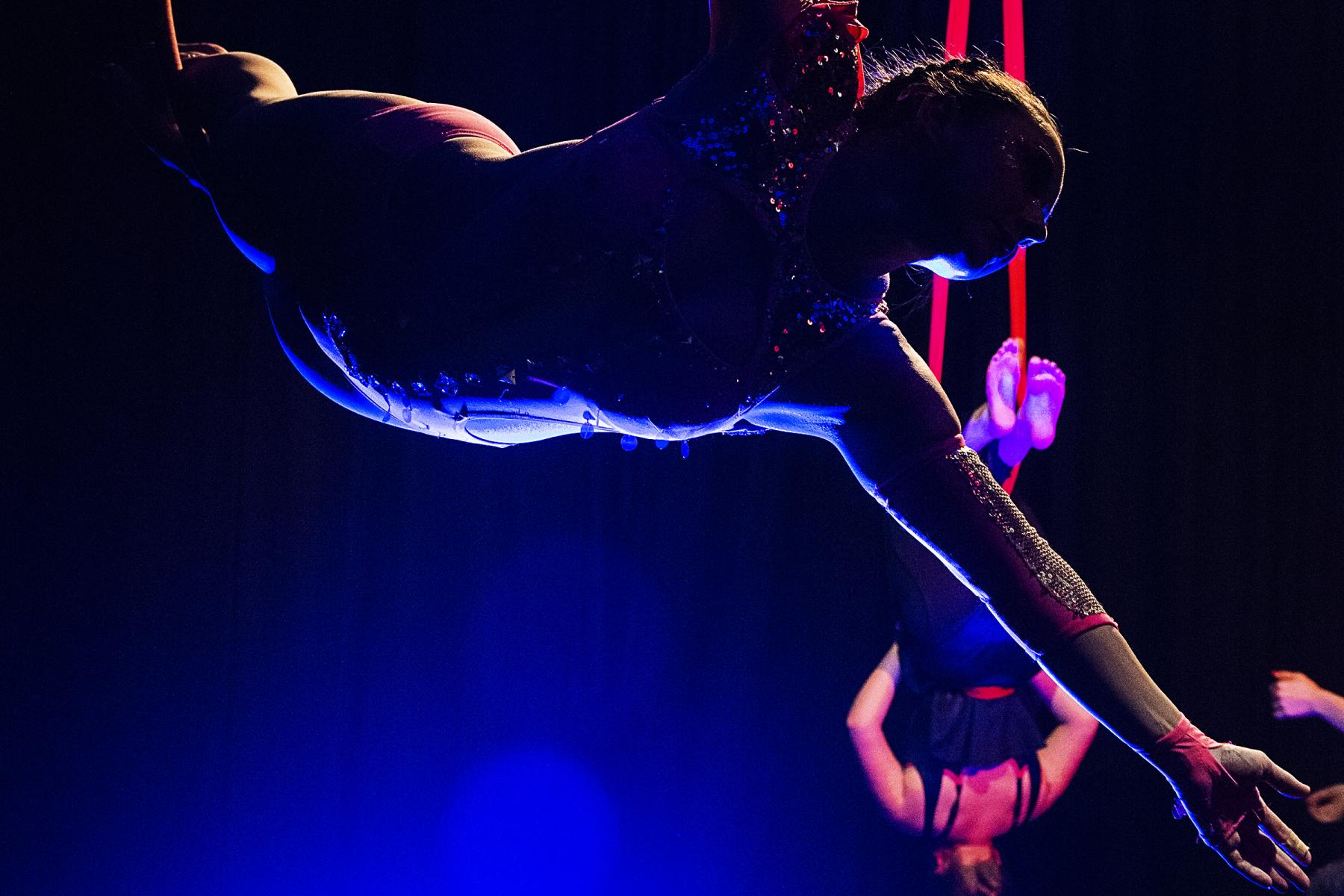 Using Circus to promote digital inclusion