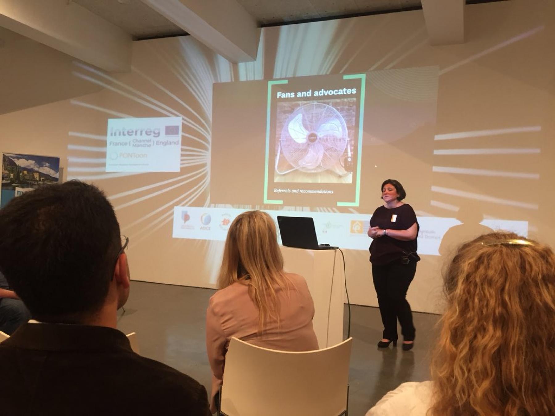 Digital Marketer Sarah Pugh gives an overview of digital media marketing