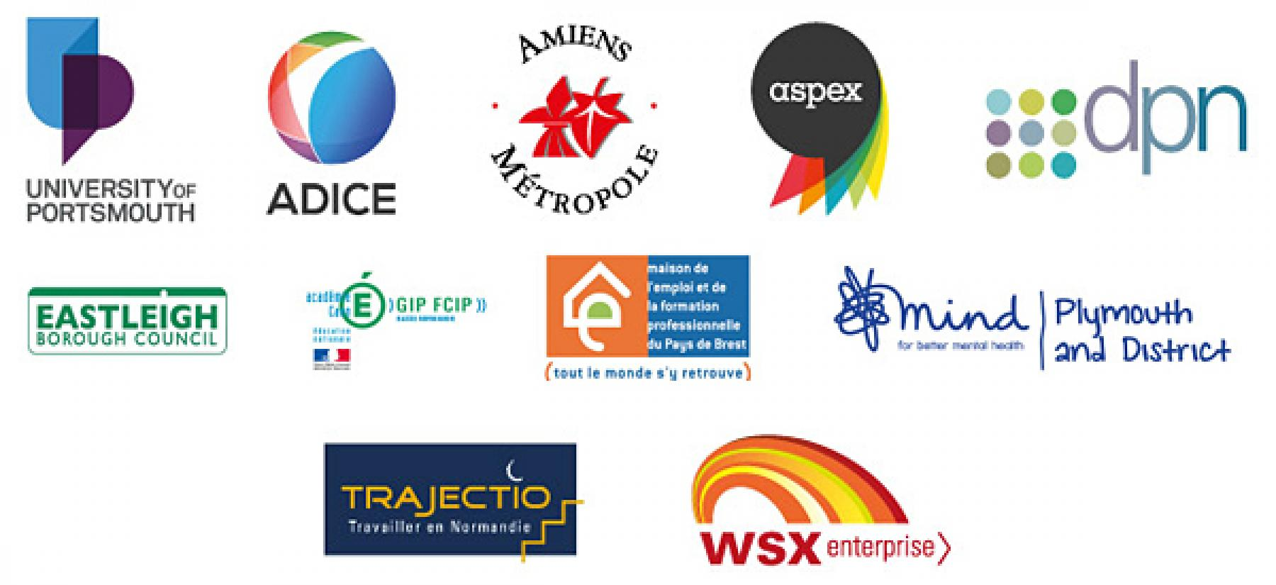 PONToon Partner Organisations