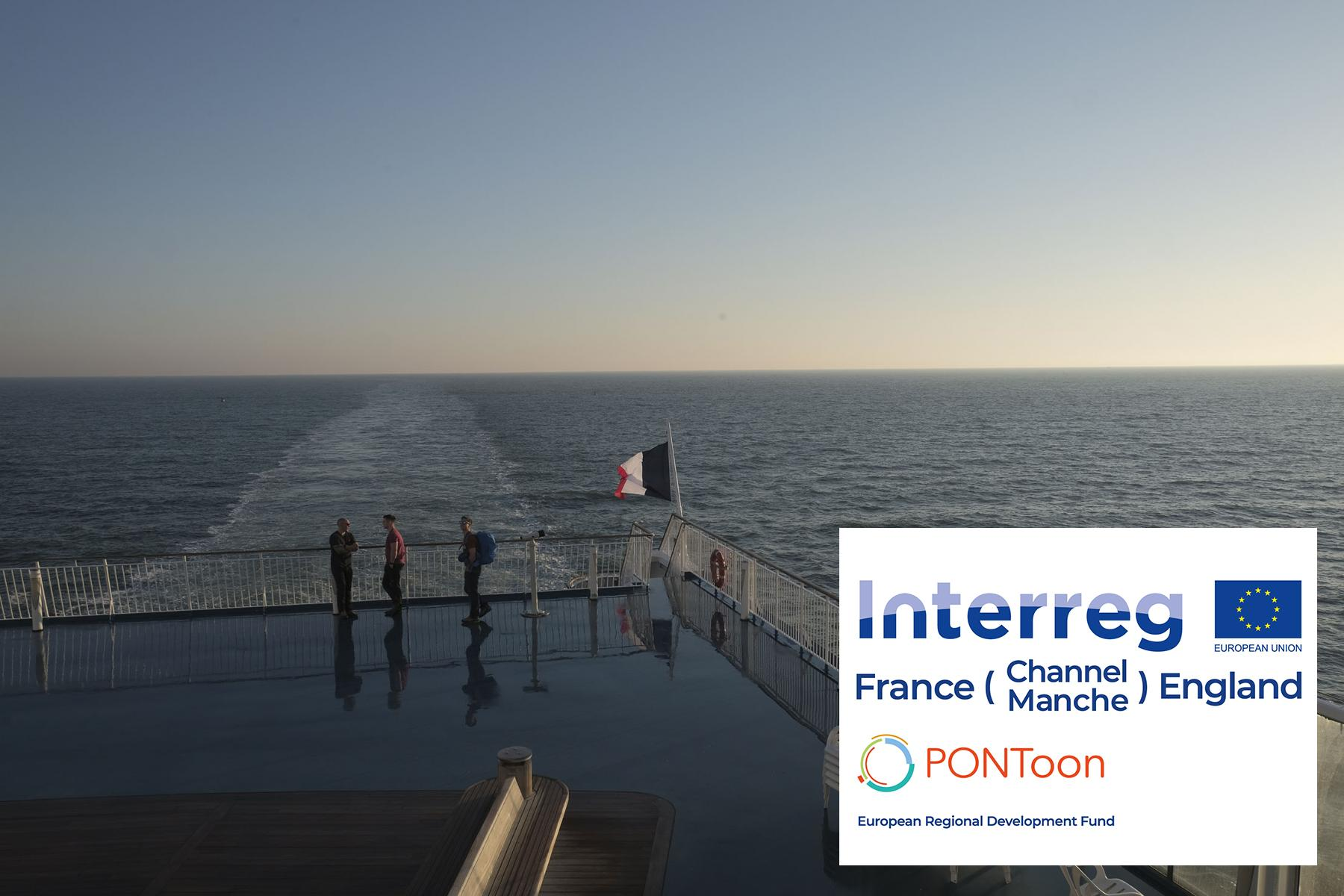 PONToon partners gathered in France for a cross-border meetup