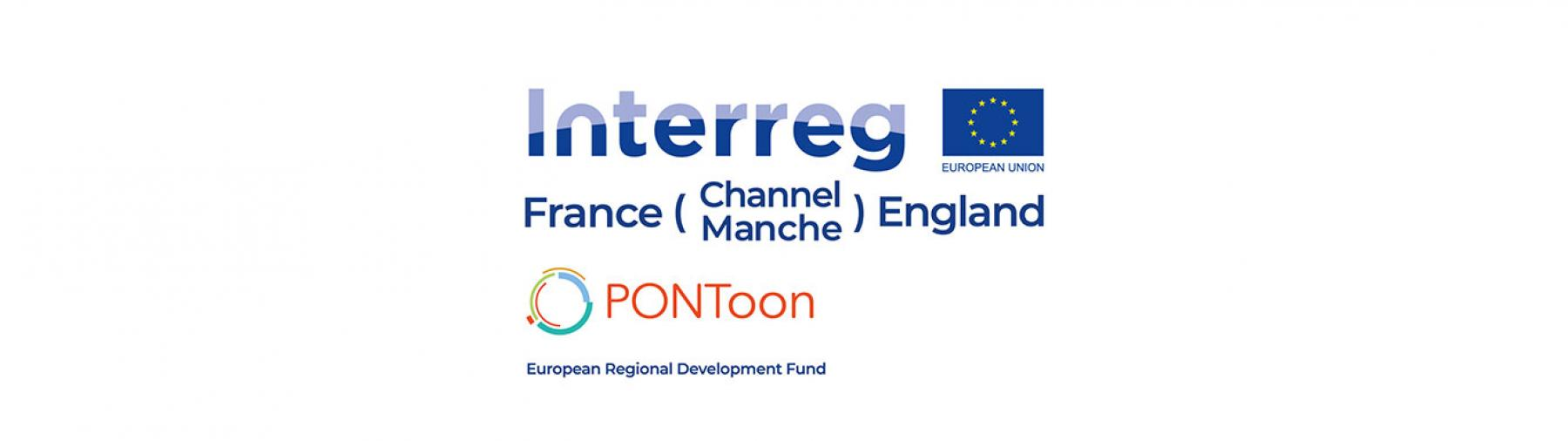 PONToon Interreg Logo