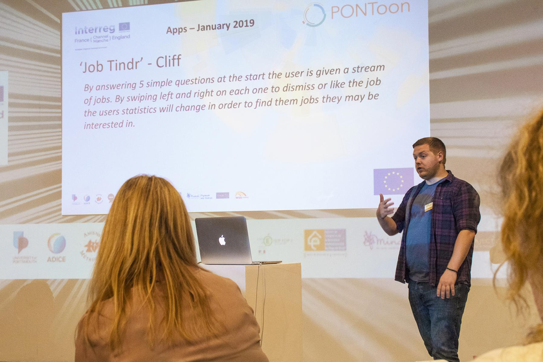 UoP Research Associate Mark Cook introduces ideas being developed for the PONToon toolkit