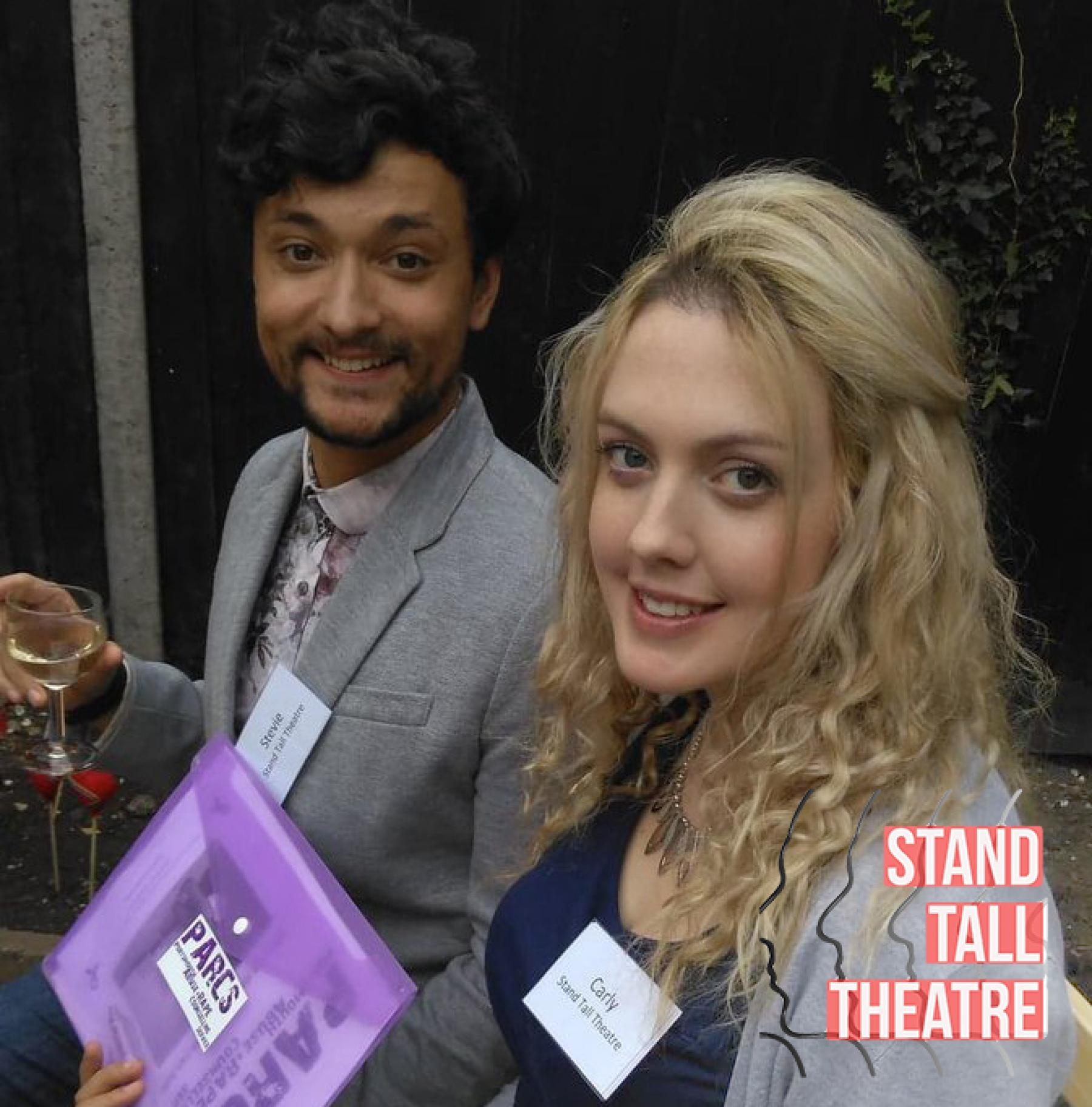 Stand Tall Theatre Company are teaching digital skills as part of PONToon