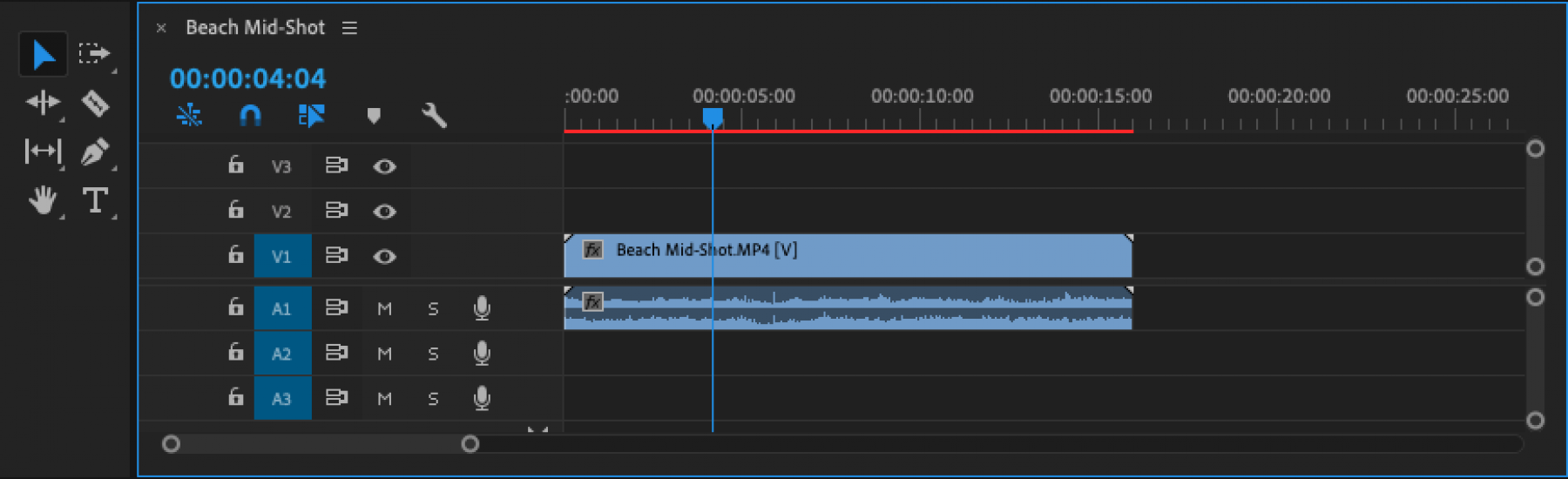 PONToon video editing tutorial - Timeline Close-up