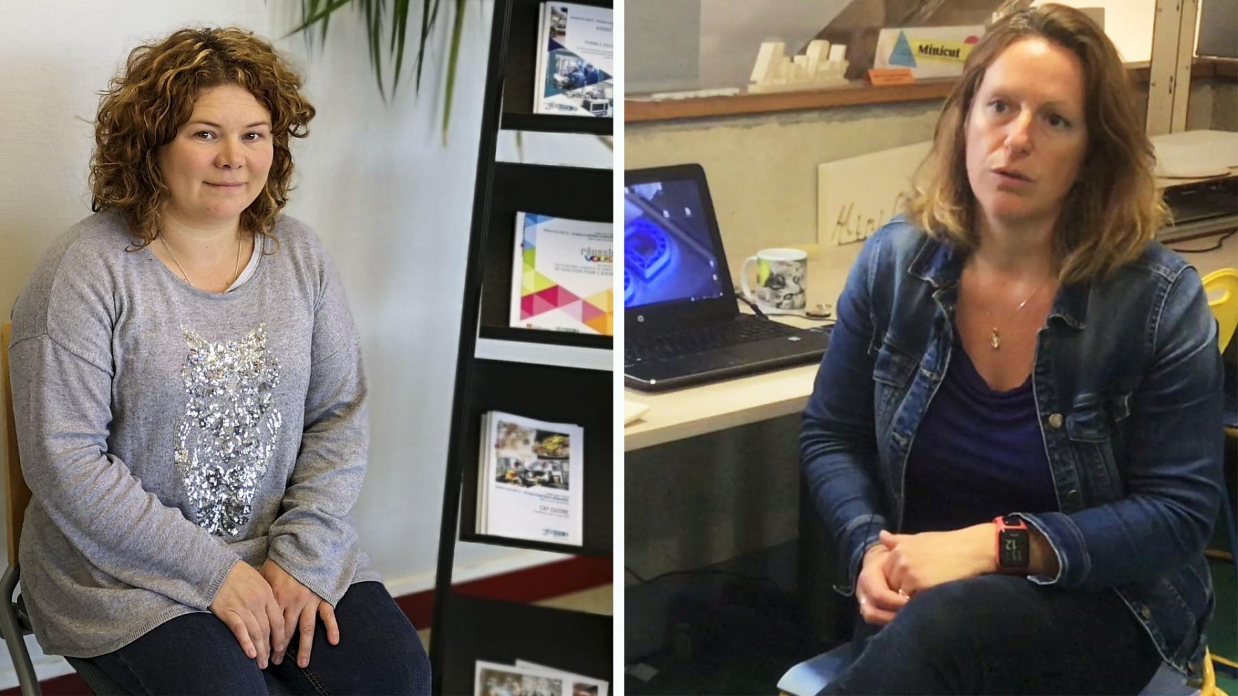 Les ateliers d'amélioration des compétences du partenaire de PONToon - les femmes interviewées dans l'industrie numérique