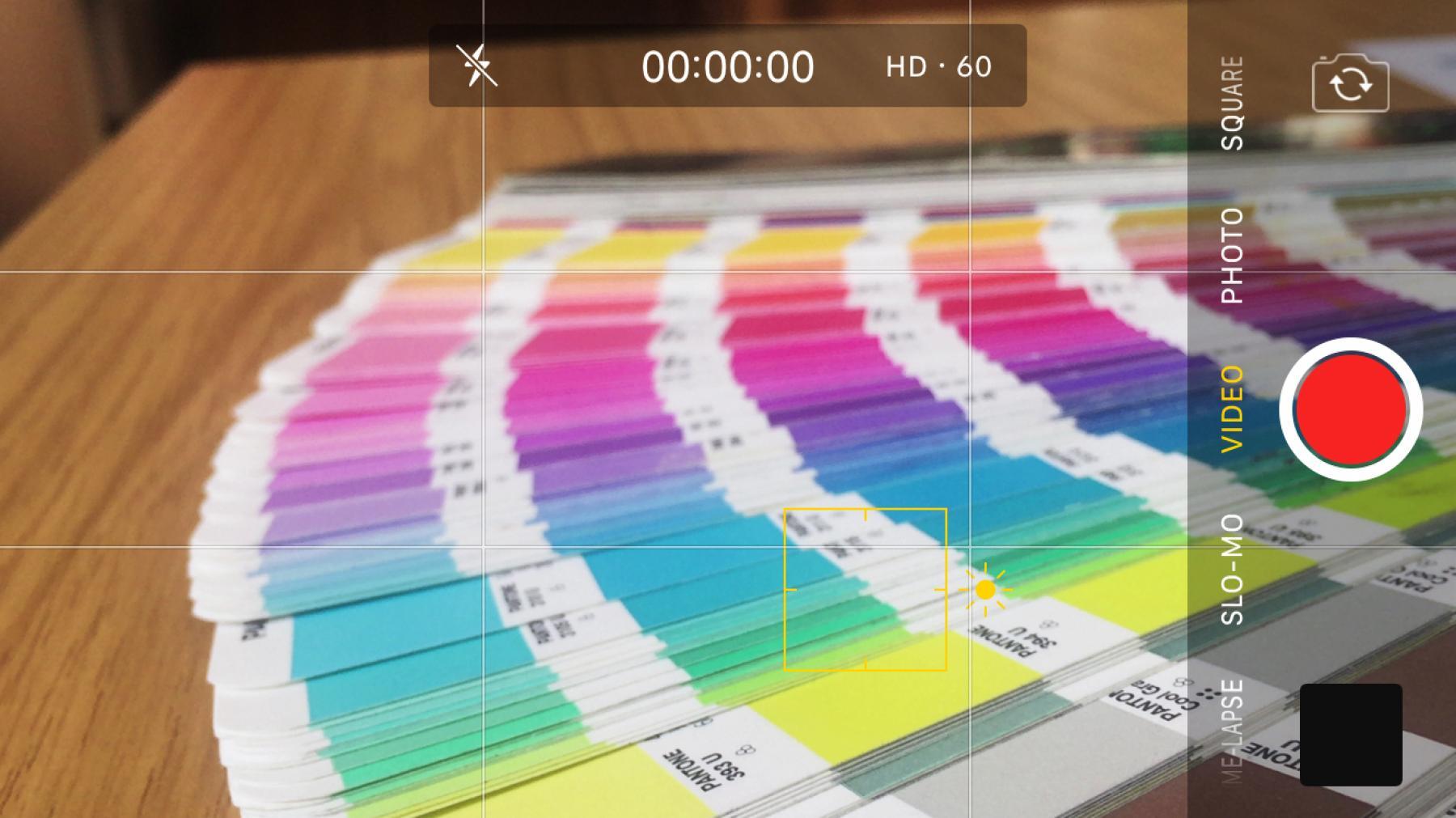 PONToon Video Editing Tutorial - Focusing a Video on an Apple iPhone
