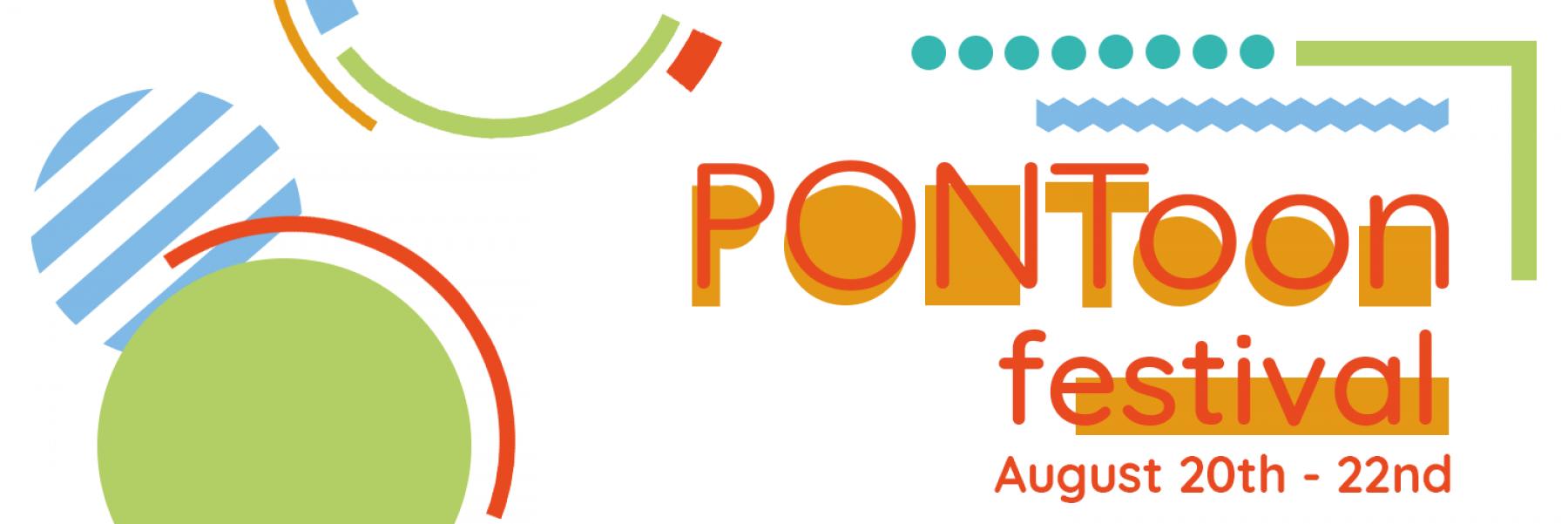 PONToon Festival Banner