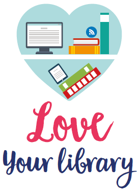 Eastleigh Library Logo