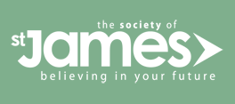 The Society of St James Logo