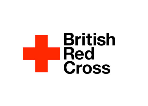The British Red Cross Logo