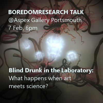 PONToon Project- Aspex Gallery Artists Talk Event