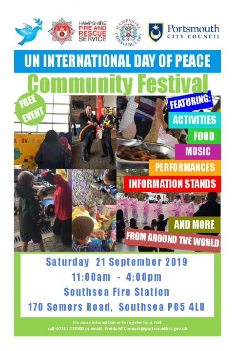 World Peace Day Community Festival
